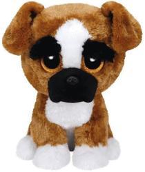 TY Inc Beanie Boos - Brutus, a boxer kutyus 15cm (TY36188)