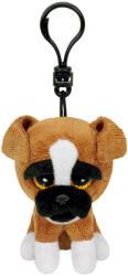 TY Inc Beanie Boos Clip - Brutus, a boxer kutyus 8,5cm (TY36636)