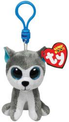 TY Inc Beanie Boos Clip - Slush,a kutyus 8,5cm