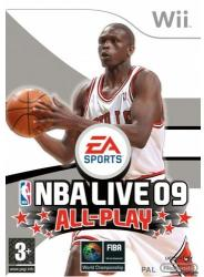 Electronic Arts NBA Live 09 All-Play (Wii)