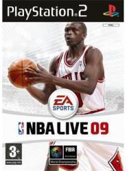 Electronic Arts NBA Live 09 (PS2)