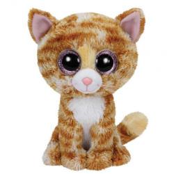 TY Inc Beanie Boos - Tabitha, a vörös cica 24cm (TY37034)