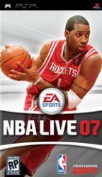 Electronic Arts NBA Live 07 (PSP)