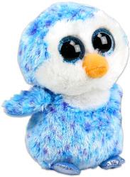 TY Inc Beani Boos - Ice Cube, a kék pingvin 15cm (TY36741)