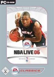 Electronic Arts NBA Live 06 [EA Classics] (PC)