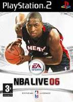 Electronic Arts NBA Live 06 (PS2)