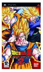 Atari Dragon Ball Z Shin Budokai 2 (Another Road) (PSP)