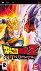 Namco Bandai Dragon Ball Z Shin Budokai (PSP)