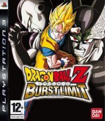 Atari Dragon Ball Z Burst Limit (PS3)