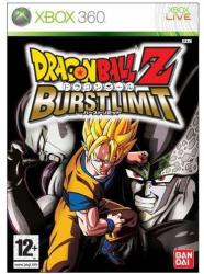 Atari Dragon Ball Z Burst Limit (Xbox 360)