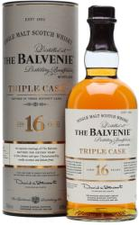 THE BALVENIE 16 Years Triple Cask Whiskey 0,7L 40%