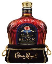 Crown Royal Black Whiskey 1L 45%
