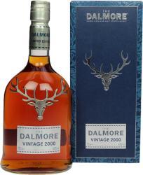 DALMORE Vintage 2000 Whiskey 0,7L 46%