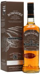 Bowmore 17 Years White Sands Whiskey 0,7L 43%