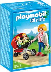 Playmobil Carucior cu gemeni (PM5573)