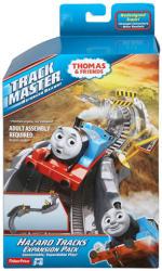 Mattel Fisher-Price Thomas Track Master Veszélyes pályaszakasz sínkészlet (Hazard Tracks)