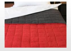 Naturtex bőrhatású ágytakaró 235x250cm