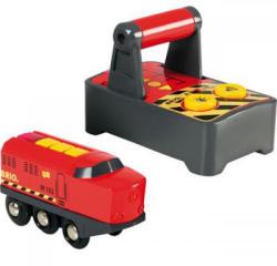 BRIO Távirányítós tehermozdony (33213)