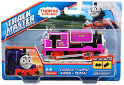 Mattel Fisher-Price Thomas mini mozdonyok - Charlie CKW30