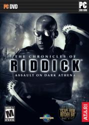 Atari The Chronicles of Riddick Assault on Dark Athena (PC)