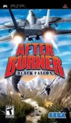 SEGA After Burner Black Falcon (PSP)