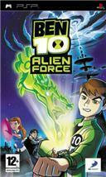 D3 Publisher Ben 10 Alien Force (PSP)