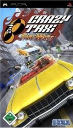 SEGA Crazy Taxi Fare Wars (PSP)