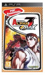 Capcom Street Fighter Alpha 3 Max (PSP)