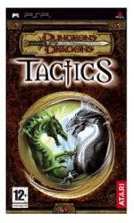 Atari Dungeons & Dragons Tactics (PSP)