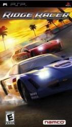 Namco Bandai Ridge Racer (PSP)