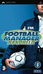 SEGA Football Manager Handheld (PSP)