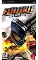 Warner Bros. Interactive FlatOut Head On (PSP)