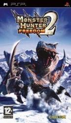 Capcom Monster Hunter Freedom (PSP)