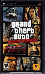 Rockstar Games Grand Theft Auto Liberty City Stories (PSP)