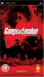 Sony Gangs of London (PSP)