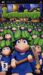 Sony Lemmings (PSP)