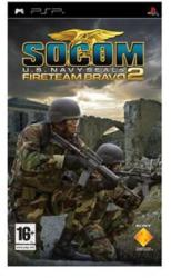 Sony SOCOM U.S. Navy SEALs Fireteam Bravo 2 (PSP)