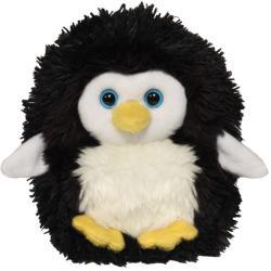 Jay@Play HideAway Pets - Bébi pingvin plüssgombóc 13cm