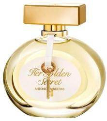 Antonio Banderas Her Golden Secret EDT 80ml Tester