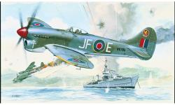 Směr Hawker Tempest MK.V 1/72 SMER888