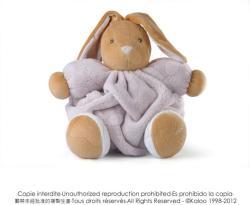 Kaloo Plume Chubby Rabbit - Puha nyuszi ajándékdobozban 25cm