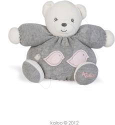 Kaloo Zen Chubby Knitted Bear - Puha maci 18cm