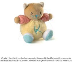 Kaloo Bliss Mini Chubbies - Puha cica 12cm