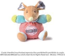 Kaloo Bliss Mini Chubbies - Puha egér 12cm
