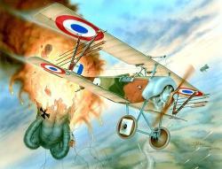 Special Hobby Nieuport Nie 16 Lafayette 1/32 32030
