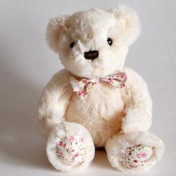 Keel Toys Belle Rose - Mackó 18cm
