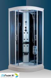 ARTTEC FINE 90x90 cm STONE zuhanytálcával (PAN01094)