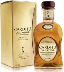 CARDHU Gold Reserve Whiskey 0,7L 40%