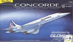 Heller Concorde Kit 1/72 52903