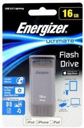 Energizer Lightning 16GB USB 2.0 ENG-FOTLIU016R